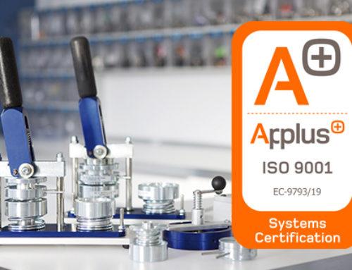 GAMAX obtiene la certificación ISO 9001