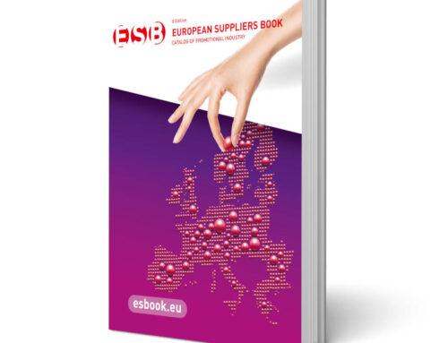 9ª Edición del catálogo ESB disponible en Septiembre