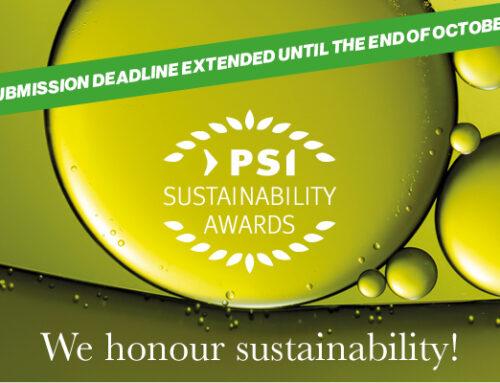 Premios a la sostenibilidad de PSI: Novedad de PSI
